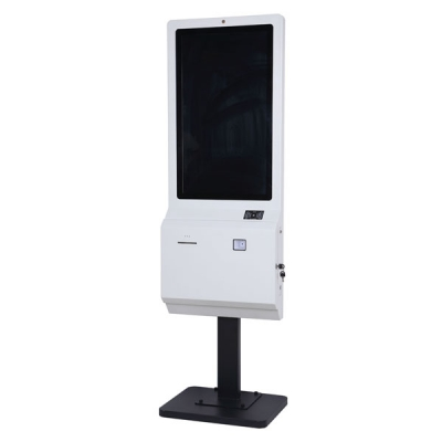 32 inch Self Service Ordering Kiosk with Touch Screen